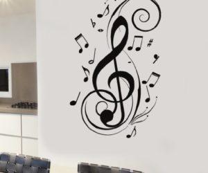 vinilo-notas-musicales