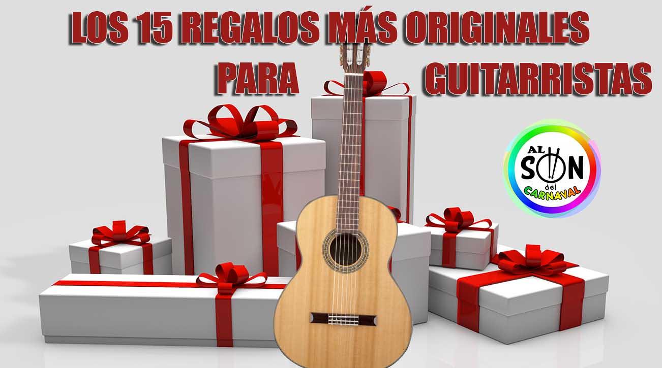 Los 15 regalos m s originales para guitarristas - Los regalos mas originales ...