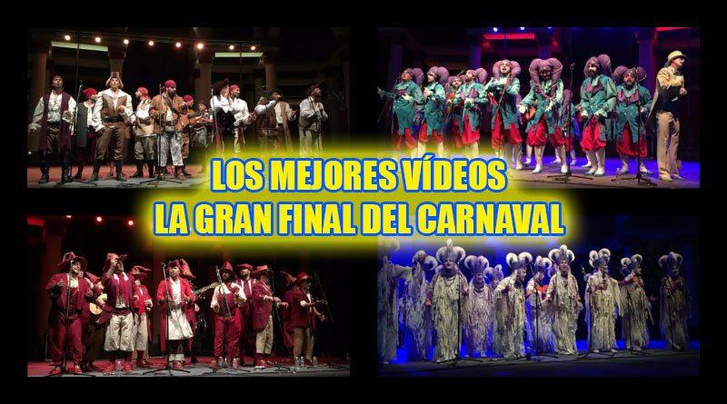 videos la gran final del carnaval