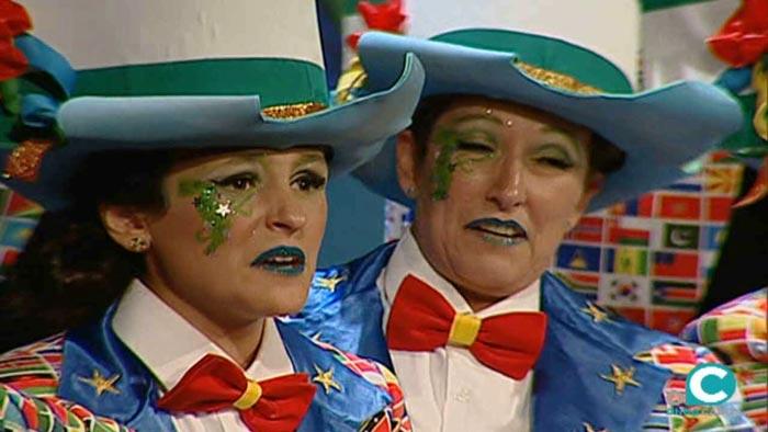 Coro de mil colores actuaci n completa en v deos al for De mil colores