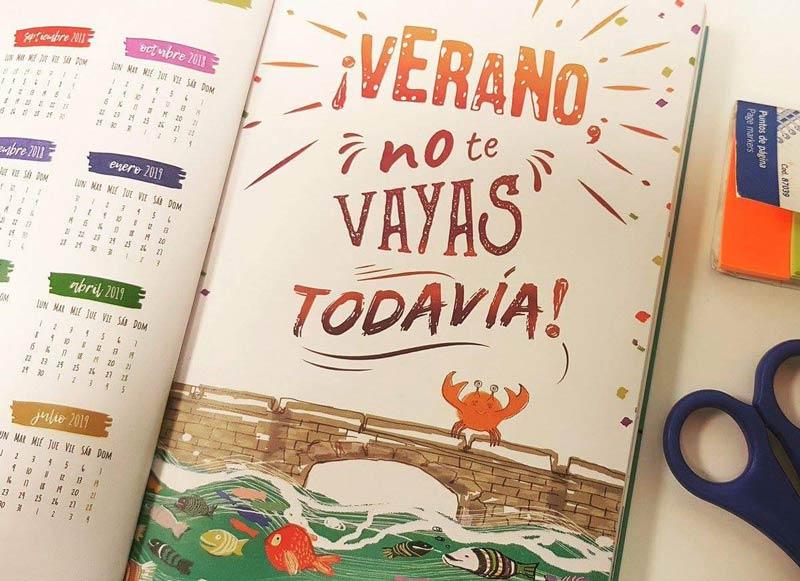 agenda escolar del carnaval 2018 2019