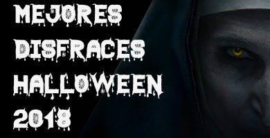 mejores disfraces halloween 2018
