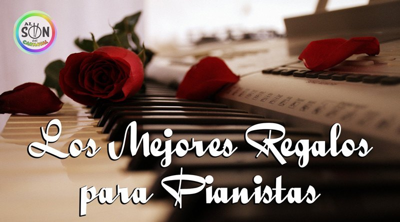 regalos para pianistas