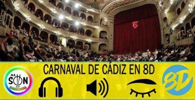 Carnaval de Cadiz en 8d