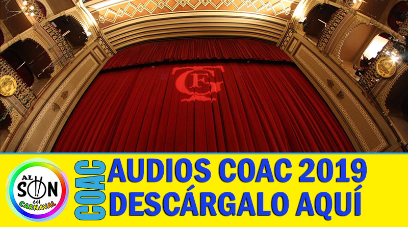 DESCARGAR AUDIOS COAC 2019 MP3