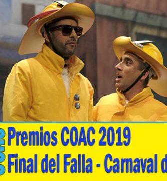 ganadores final coac 2019