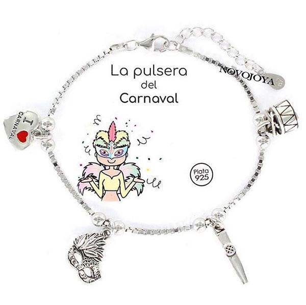 pulseras de carnaval y musica