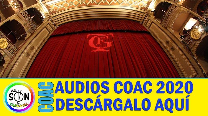 audios para descargar coac 2020