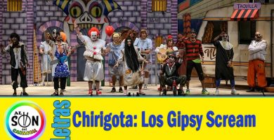 chirigota los gipsy scream