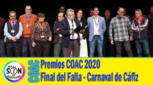 ganadores coac 2020