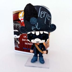 Funko pop Capitán Veneno