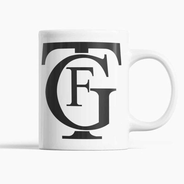 Taza Logo Falla GTF