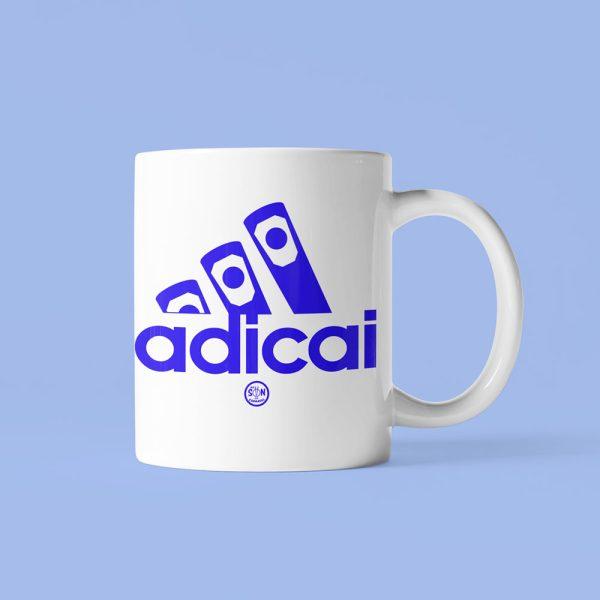 Taza Adidas Cadiz