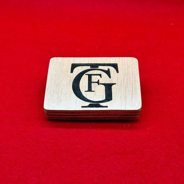 caja compas logo del falla