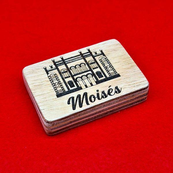 caja de 3x4 compas madera
