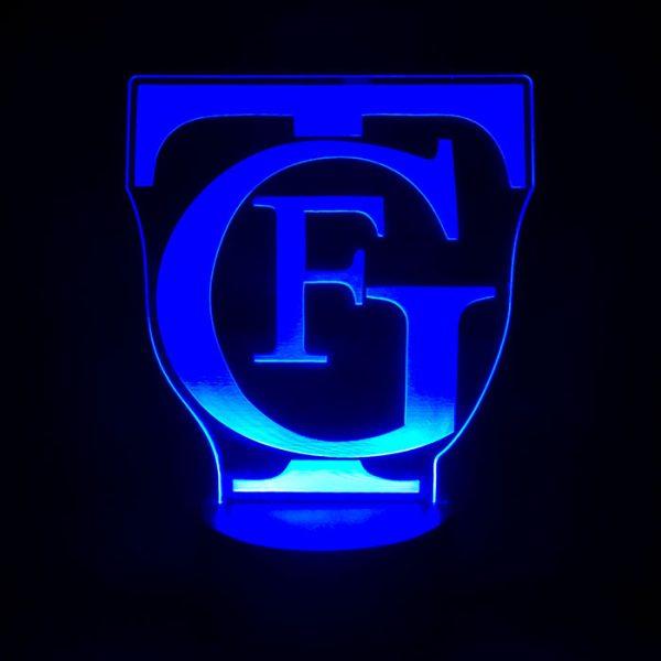 Lampara logo Gran Teatro Falla GTF