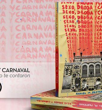 libro sexo, droga y carnaval