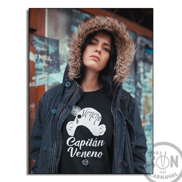 sudadera capitan veneno - capitan veneno - sin capucha