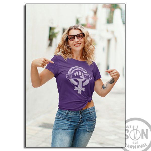 camisetas carnaval feminista